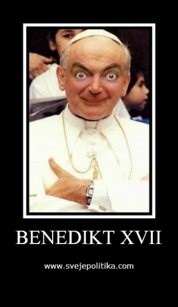 BENEDIKT XVII.