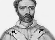 """Kremonski biskup Liutprand, čija Antapodosis obrađuje papinsku povijest od 886. do 950., ostavio je izvanrednu sliku poročnosti papa i njihovih biskupskih kolega, možda uz malo zavisti: """"Lovili su na konjima […]"""