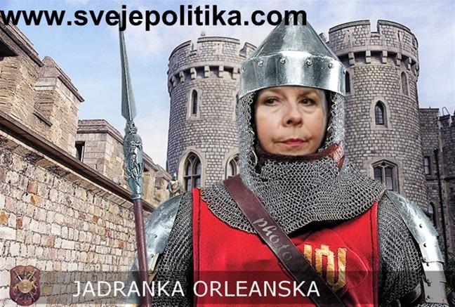 JADRANKA ORLEANSKA