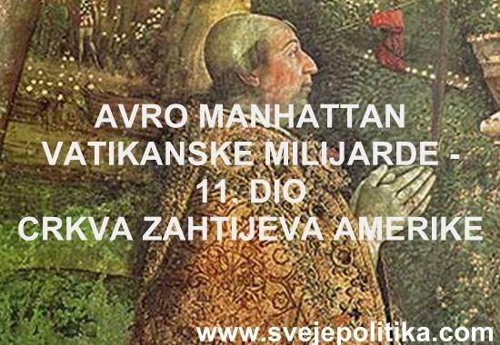 VATIKANSKE MILIJARDE - 11. DIO