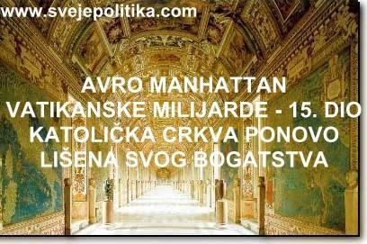 VATIKANSKE MILIJARDE 15
