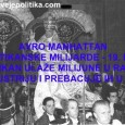 """VATIKANSKE MILIJARDE 19 Vatikanska banka (Institutio per la Opere di Religione) bila je osnovana s temeljnim ciljem da """"upravlja kapitalom namijenjenim vjerskim zajednicama"""". Međutim, to je bila klasična kamuflaža za […]"""